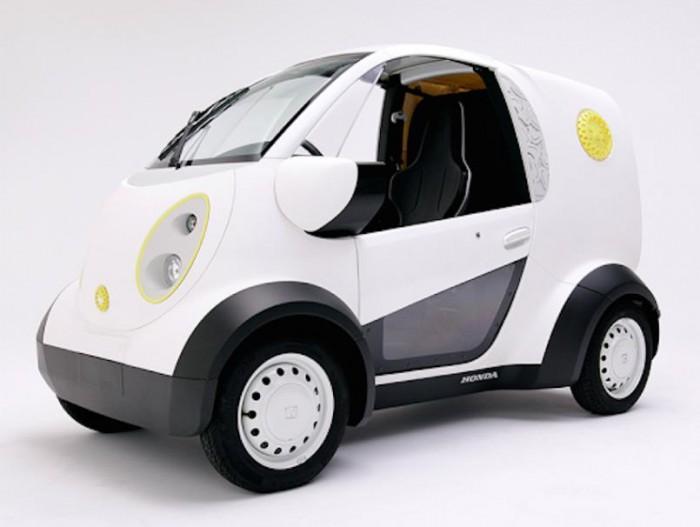 本田与Kabuku利用3D打印技术制造定制化车身