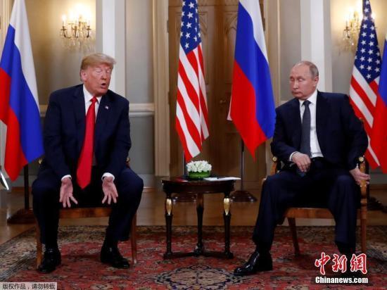 """美俄总统赞""""普特会"""":为恢复互信关系踏出第一步"""