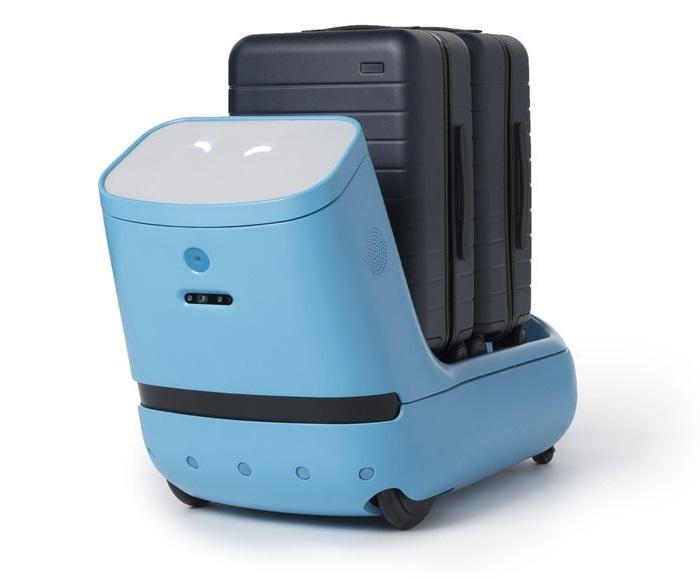 荷兰皇家航空推出智能领路机器人 减少旅客慌乱