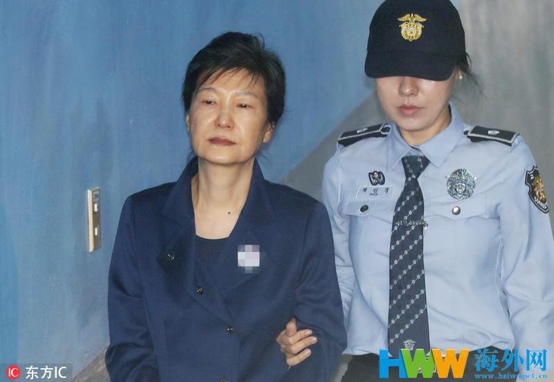 朴槿惠获刑24年后 本周又有宣判要被电视直播!