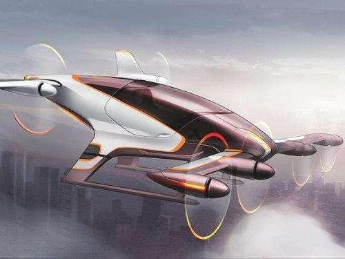 """波音成立""""neXt""""新部门 负责飞行汽车研发"""