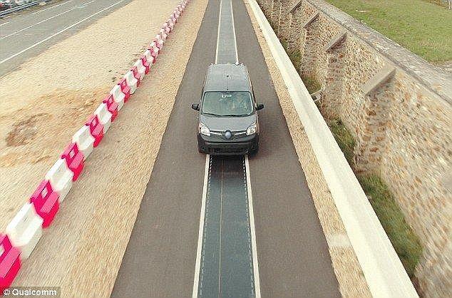 英国投资4000万英镑 推广电动汽车无线充电设施