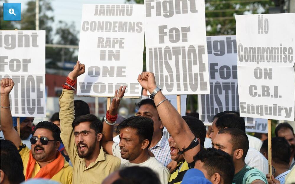 骇人听闻!印度11岁女孩惨遭17名男性强暴