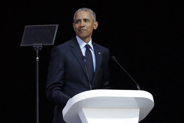 奥巴马演讲怒称民主遭破坏 美国媒体称这是在说特朗普