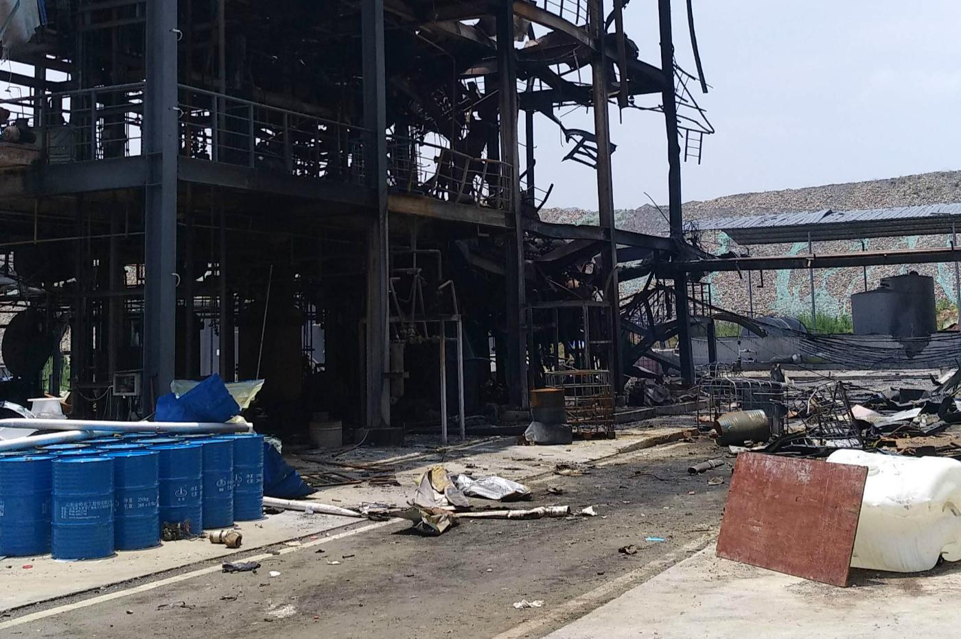 四川重大爆炸事故通报:企业无法无天!