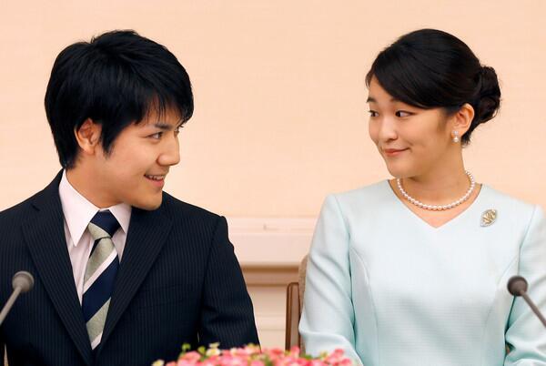 日本真子公主未婚夫没了?宫内厅更正两人关系
