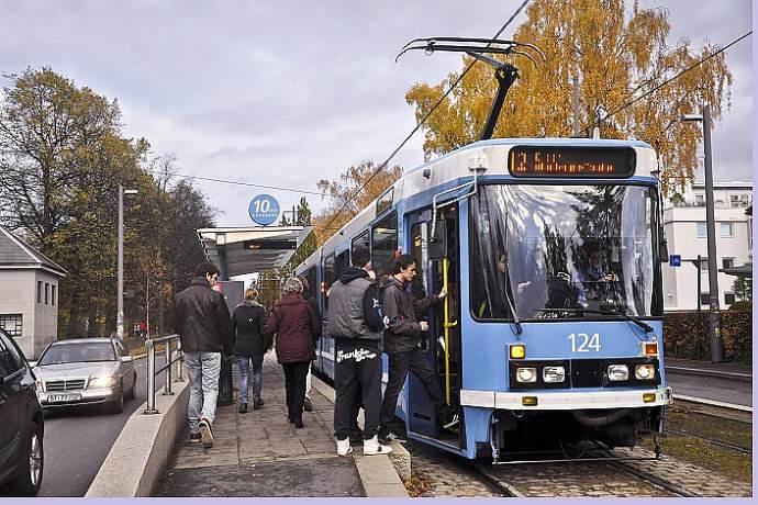 """从""""电动巴士""""到""""电动城市"""" 解析瑞典新发展"""