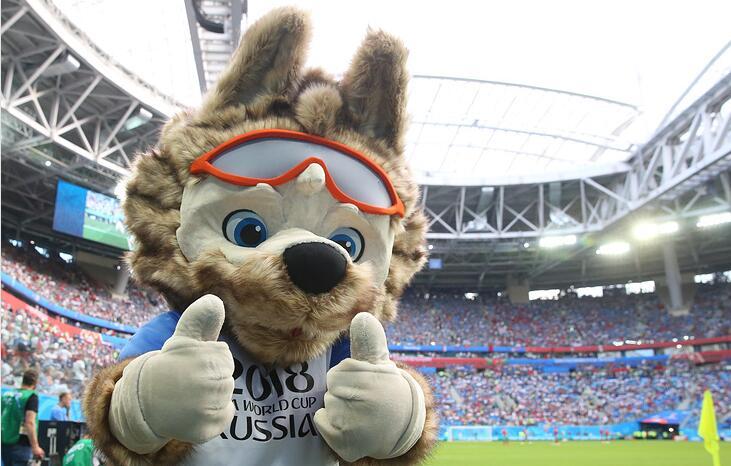 俄圣彼得堡两天内连续丢失2只世界杯吉祥物雕塑