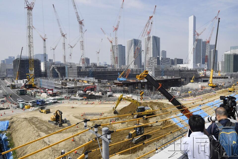 日本东京都政府公布2020年东京奥运会场馆及奥运村建设状况
