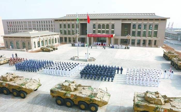 """""""世界兵营""""吉布提渴望转型:欢迎中国企业"""