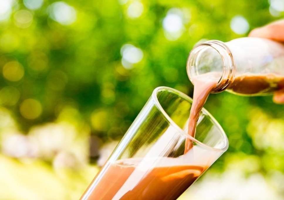 巧克力牛奶有助于活动后规复 赛过活动饮料