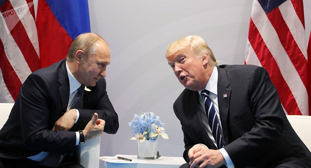 民调:半数以上美国人不赞成特朗普对俄政策