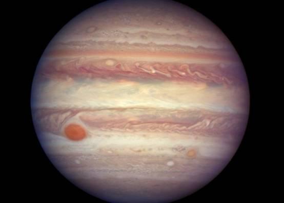 """木星12颗新卫星获确认 两颗""""逆行者""""引关注"""