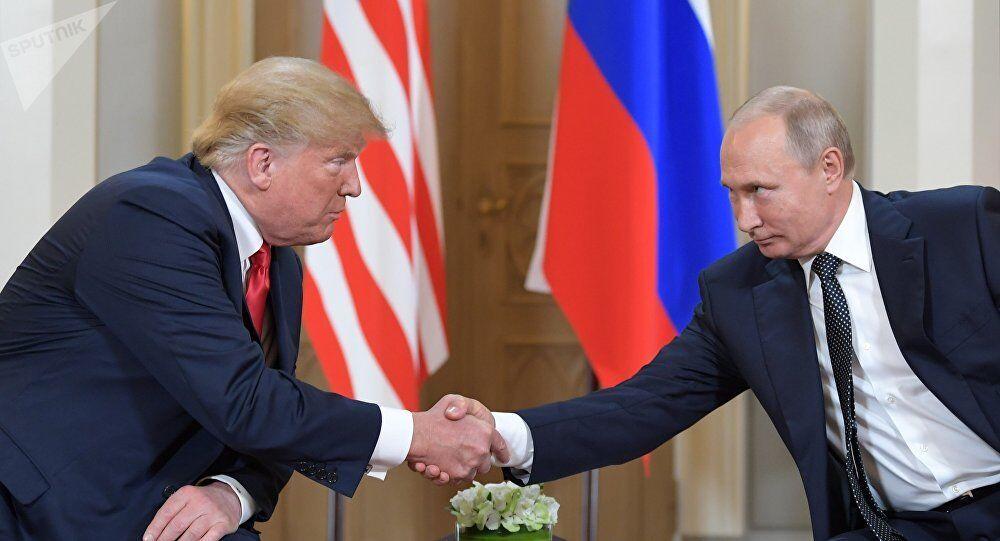 俄驻美大使:普京与特朗普没有达成任何秘密协议