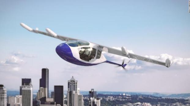 劳斯莱斯展示飞行出租车概念设计 欲2020后投产