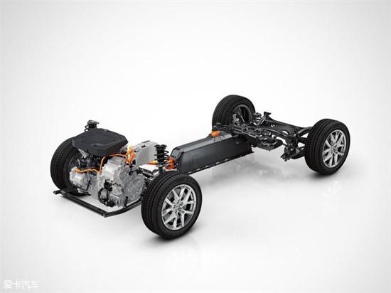 吉利BMA架构曝光 首款车或命名为星越