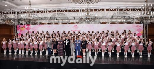 《Produce48》韩综话题榜5周冠军 《RM》排名第2