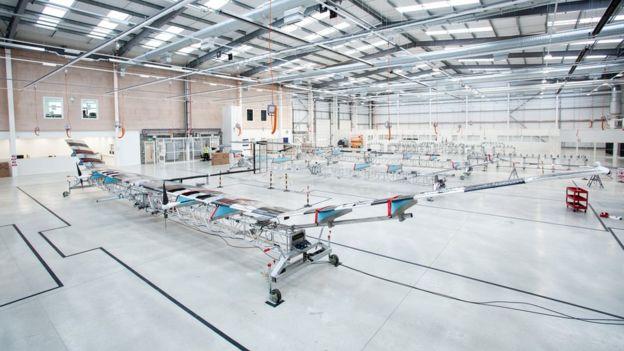 """空客""""西风""""太阳能无人机量产 目标续航30天"""