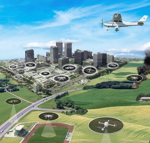 波音公司成立新部门 开发自动驾驶飞行汽车