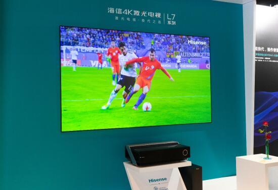 海信激光电视受两项国家重点研发计划战略支持