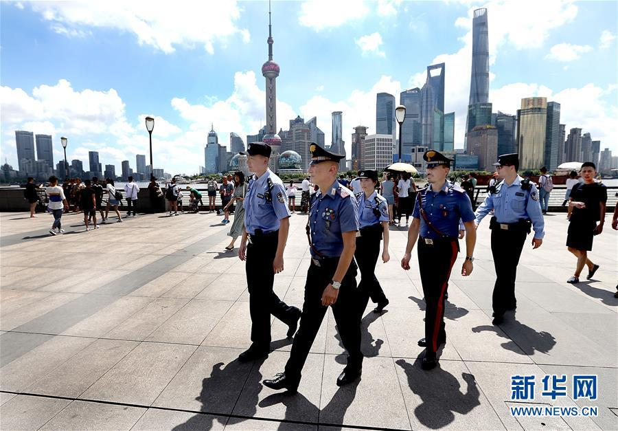 中意警方启动第二次在华警务联合巡逻
