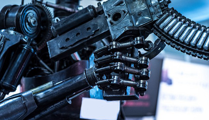 马斯克与谷歌率领数千位专家呼吁抵制杀手机器人