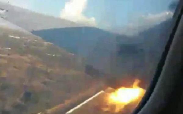 澳航退役客机南非坠毁 致二人死亡飞行员重伤