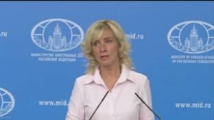 """俄外交部:俄日外交国防""""2+2""""部长级会议将首次在俄罗斯举行"""