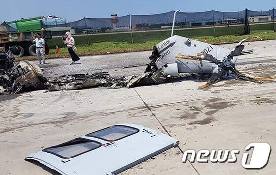 """韩媒:韩直升机坠落事件可能使""""韩国制造""""出口受阻"""