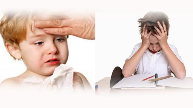 研究:童年时期曾因感染入院经历可影响学生学业水平