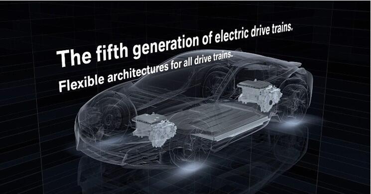 宝马研发第五代电驱系统 电池组支持扩展功能