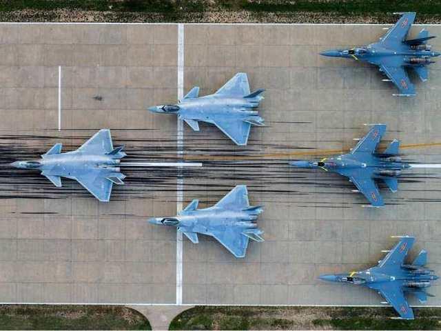 解读歼16战机:攻防兼备,使用歼20先进技术