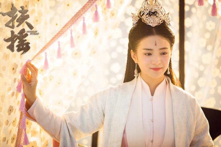 张雅钦《扶摇》为爱失明 网友:心疼雅兰珠