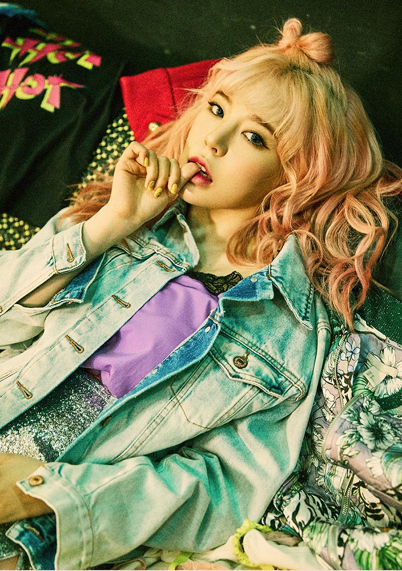 """少女时代Sunny 辗转于MC和嘉宾之间的活跃""""综艺维他命"""""""