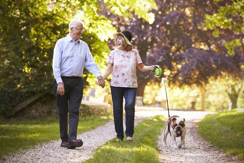 英研究:老年田园生活有助延缓大脑衰老