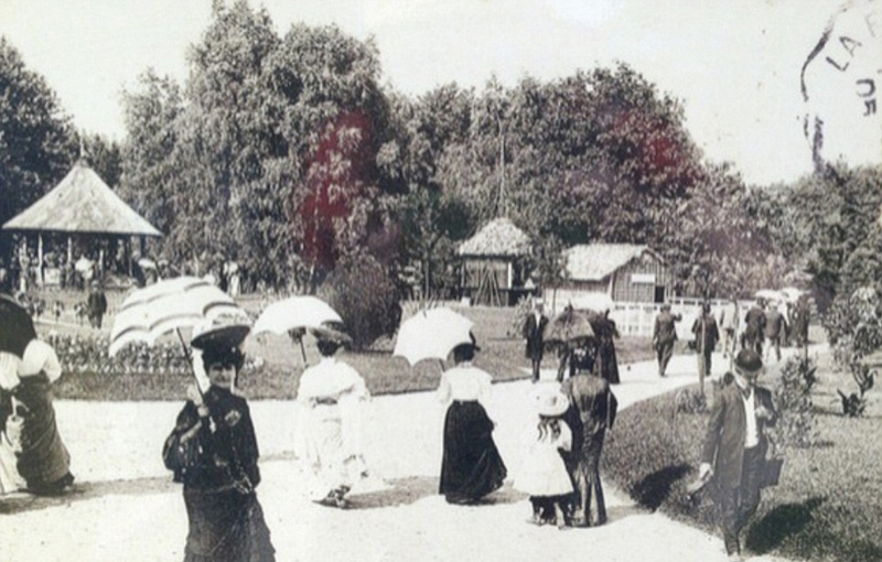 """法""""人类动物园""""遗迹照片展出 重现殖民历史"""