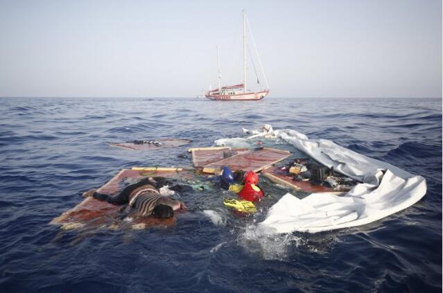 利比亚否认救援组织指责:没有让难民在地中海等死