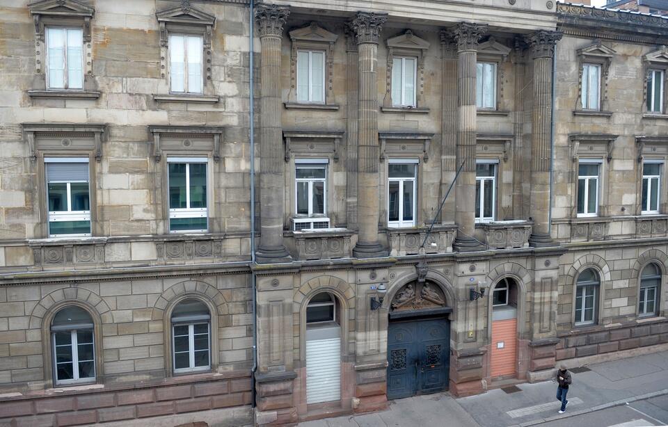 敢住吗?法国斯特拉斯堡老警察局将被改造为五星酒店