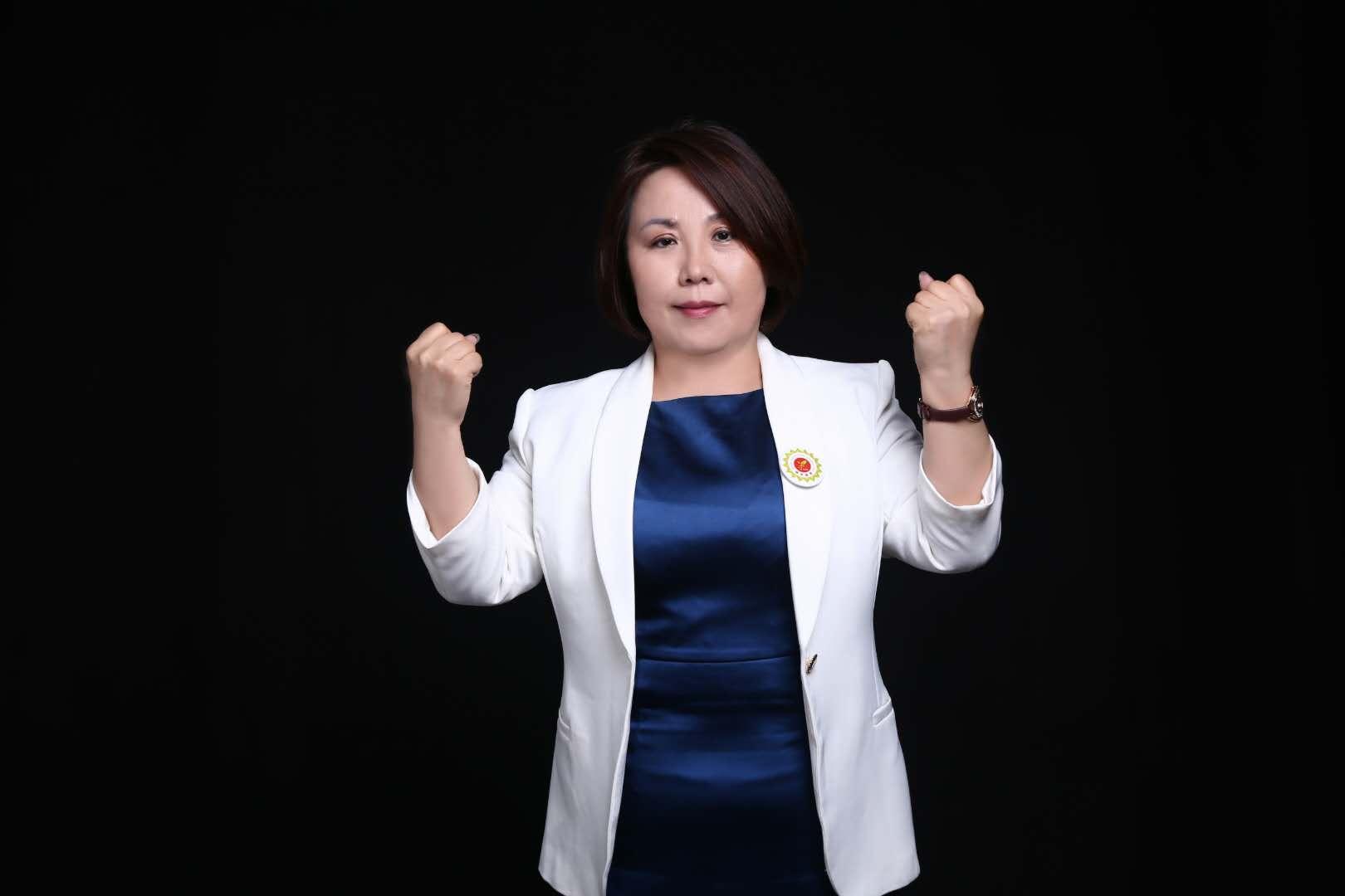 """王海燕:带你领略""""高能量""""的人生"""