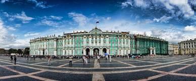 续热俄罗斯世界杯 探秘北境之国圣彼得堡