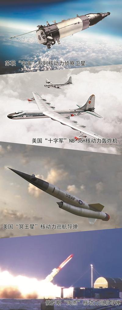 俄军核动力导弹射程超25000公里 但一点是大隐患