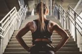 跑步头发会受损 女跑者注意如何防止头发受损