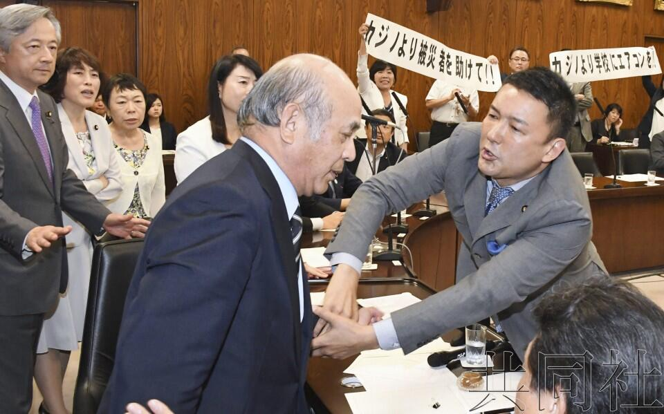 日本赌场综合度假区建设法案在一片反对声中获得通过