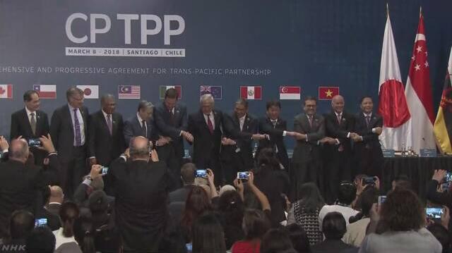 参与自由贸易 新加坡宣布完成CPTPP国内手续