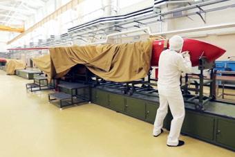 正在批量建造:俄公开核动力巡航导弹生产画面