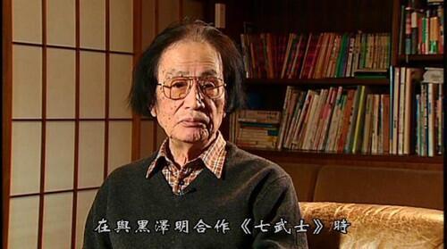日本传奇编剧桥本忍因病去世  曾与黑泽明合作《罗生门》