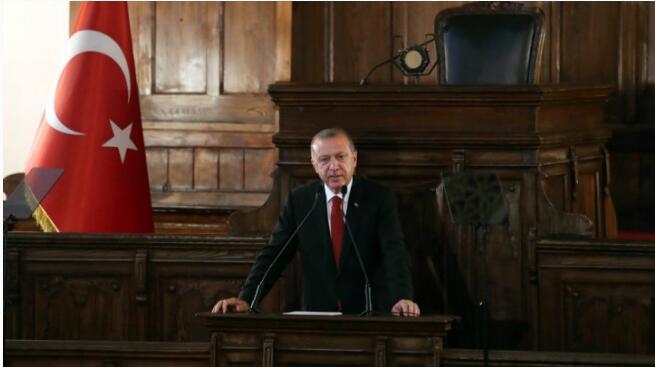 土耳其结束紧急状态 总统埃尔多安称不再延期