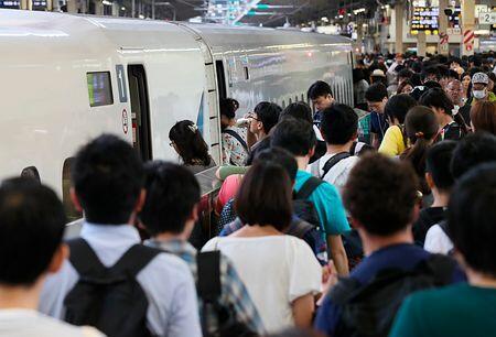 日本国交省新规称未妥善包装刀具不能带上新干线 安检暂不可行