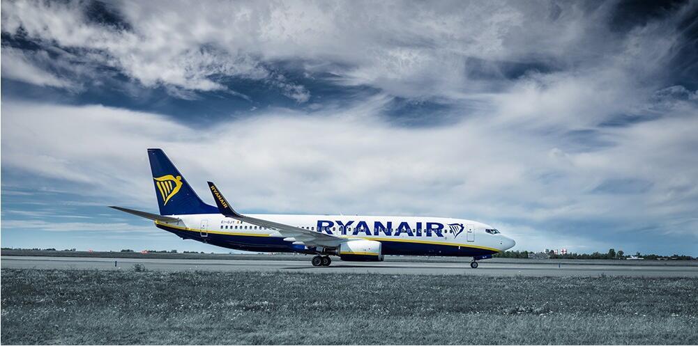 爱尔兰瑞安航空遇罢工:600航班取消 10万乘客受影响