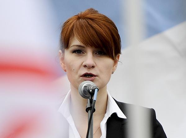 用枪、性和宗教拉关系?俄罗斯一女留学生被控渗透美国共和党